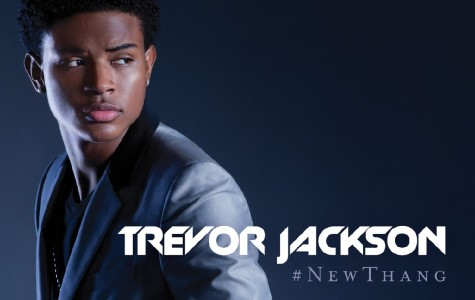 Droppin' it with Trevor Jackson