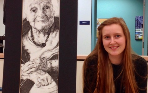 Best of Show at FMHS Art Open