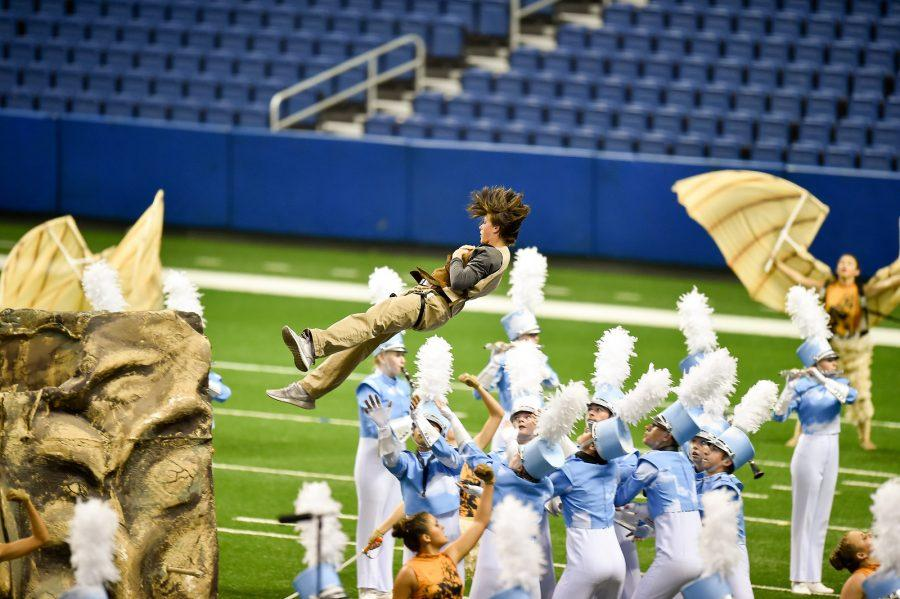 Unstoppable: Flower Mound Band goes undefeated, finishes season with first state championship.
