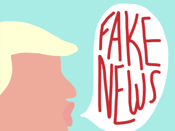 Fake News: A Review of Trump's Attacks on Mainstream Media and How They Affect Society