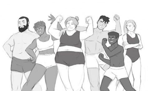 The One-Sided Nature of Body Positivity