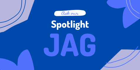 Click here to ask this week's Spotlight Jag a question!