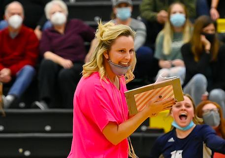 Coach Siegel Hits 400 Win Milestone